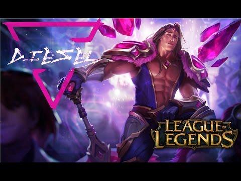 Ez videónak készült.... Taric | League Of Legends | Diesel