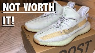 e1bb7127a The Yeezy 350 V2 Hyperspace IS NOT WORTH IT AND HERE S WHY (In-depth ...