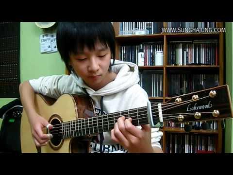 (Mason Williams) Classical Gas - Sungha Jung