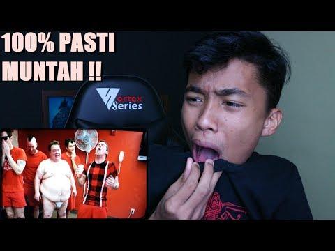 99% ORANG PASTI MUNTAH SAAT NONTON INI !! - SWEATSUIT COCKTAIL REACTION