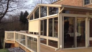 Solar Shades By Betterliving Patio & Sunrooms Of Pittsburgh