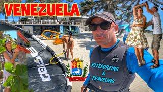 Венесуэла 2021. Кайтсерфинг. Аренда машины и путешествие по острову Маргарита. Даунвинд на о. Коче