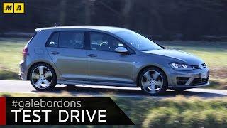 Volkswagen Golf R 5 porte   test drive #AMboxing