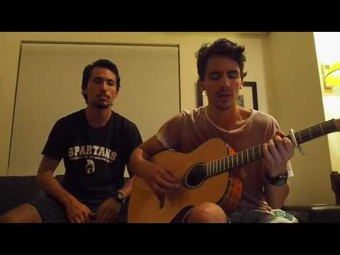 River - Leon Bridges (Cover by Shaw and Yoel)