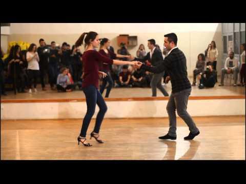 Caner Kaya ile Marmara Dans (Salsa dersleri) - 9-13 Aralık'13