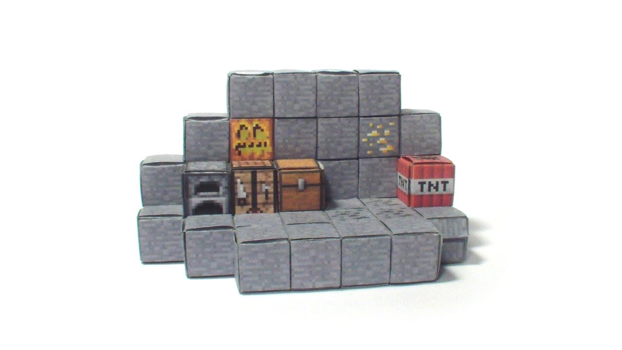 minecraft printable blocks # 24