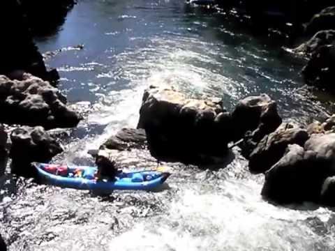 stream habitat survey with kayaks youtube. Black Bedroom Furniture Sets. Home Design Ideas