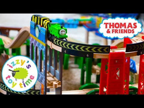 Thomas and Friends | Thomas Train Elevated Track Challenge! With Brio! Videos for Children