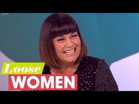 Dawn French Discusses Erotica And Weight | Loose Women