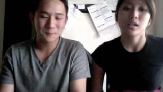 replay by iyaz - olivia thai & jason chen cover
