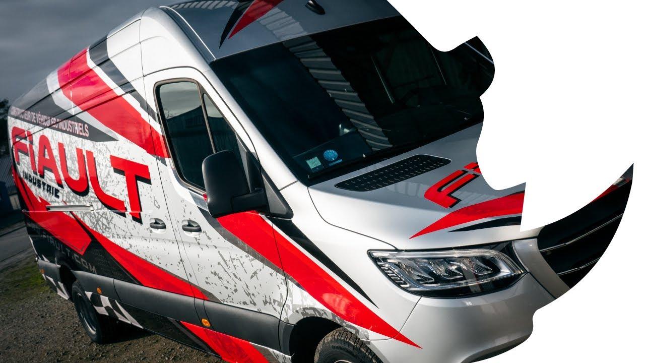 Féroce Graphics - Total Wrap Sprinter