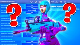 NEW *BEST* Controller Forтnite Settings/Binds! Season 4 *UPDATED* Aimbot Settings - Xbox/PS4 | Kybo
