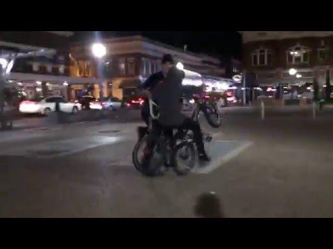 BMX CRASH!