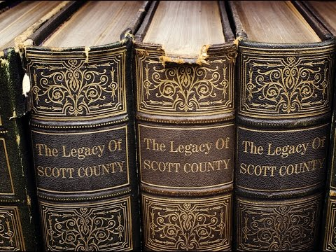 The Legacy Of Scott County   The Civil War