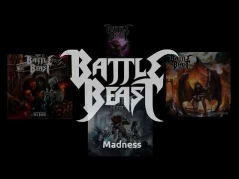 Battle Beast - Madness (lyrics video)