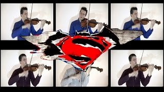 Batman v Superman Suite - Violin Cover (six violins) - TheDuello