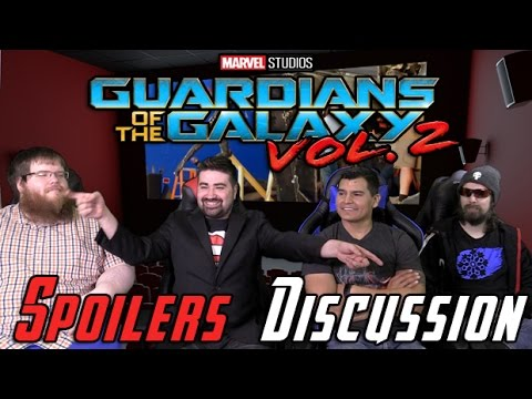 Guardians of the Galaxy Vol. 2 Spoilers Discussion