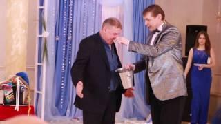 Магия фокусов на свадьбе  11.02.17 часть 3