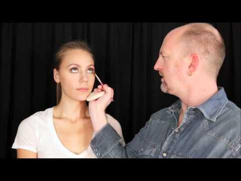 Pink & Chocolate Smokey Eye - A Makeup Tutorial Video with Robert Jones