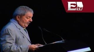 Ex presidente de Brasil asegura que la economía de México se encuentra peor / Excélsior informa