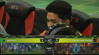 Miraculum vs SG Dragon |Game 1 Best of 3|Dota2 Grand Finals|Thunder Esports Tour Grand Finals