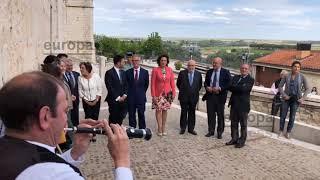 """El Tratado de Tordesillas, """"ejemplo"""" para resolver cuestiones territoriales"""