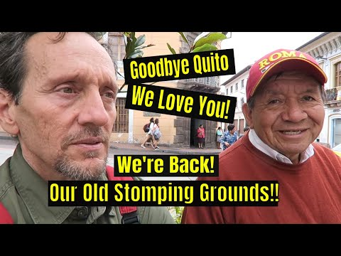 Goodbye Quito, Hello Cuenca Our Old Stomping Grounds! Ecuador VLOG 2019