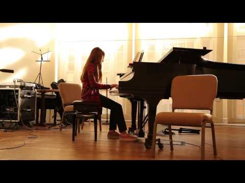 L. Huber, Fall Recital 2015 | Philly Music Lessons