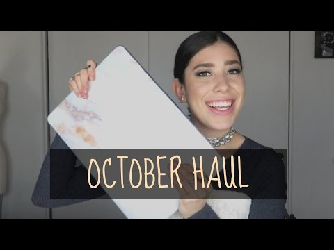 October Haul | Uniqfind, Urban Outfitters, Forever 21 & More