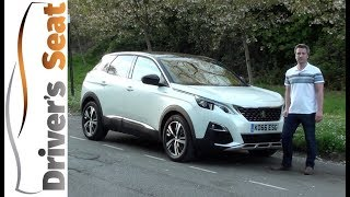 Peugeot 3008 SUV 2017 Review | Driver