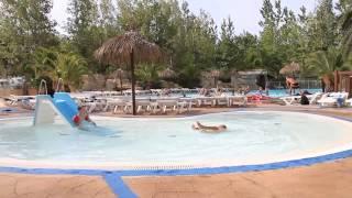 Le Blue Bayou, un camping de luxe à Valras Plage