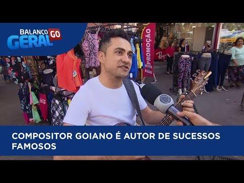 COMPOSITOR GOIANO É AUTOR DE SUCESSOS FAMOSOS
