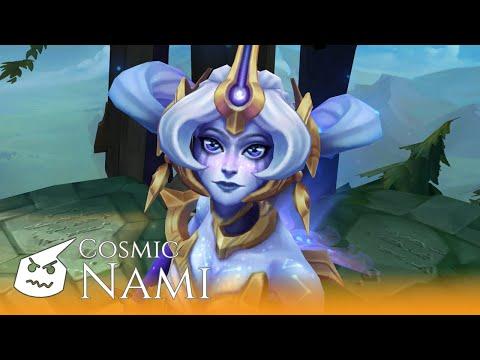 Cosmic Nami.face