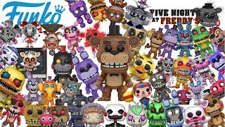 ALL Funko Five Nights at Freddy
