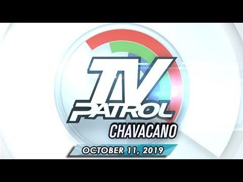 TV Patrol Chavacano - October 11, 2019