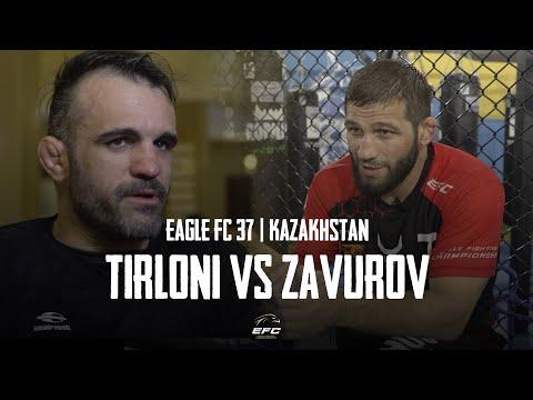 Шамиль Завуров VS Рикардо Тирлони | Фильм-Превью | EFC 37