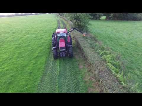 Hedge cutting 2016