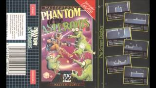 Phantoms Of The Asteroid by Rob Hubbard - Commodore 64 Music