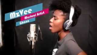 #Music4Dev Artist MzVee Dedicates Her Music to