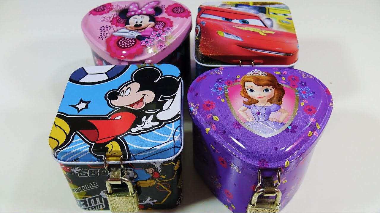 Disney Princess Sofia Amp Mickey Jewelry Box Toys Peppa Pig