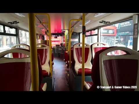 Big Bus Tours London Volvo B9TL East Lancs Visionaire Tri axle (PN10 FOJ)
