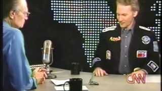 Bill Maher on Larry King Live (2000): Sponsoring tags on politicians