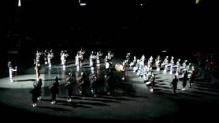 Massed Pipes and Drums at the Manitoba Military Tattoo