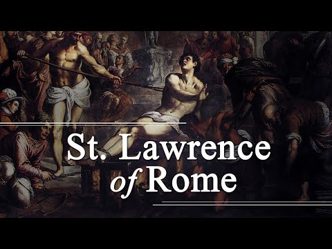 Patron of Cooks? We've got a Saint for that! - The Story of St. Lawerence