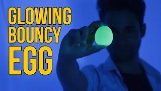 Aprenda a fazer um ovo fluorescente