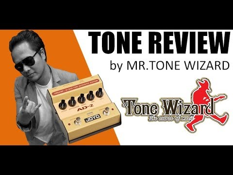 รีวิว JOYO AD2 : TONE REVIEW by Mr. TONE WIZARD