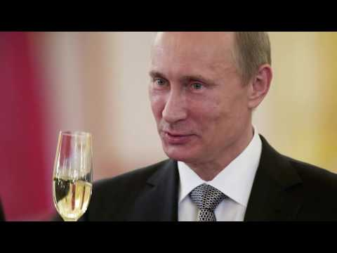 10 самых странных подарков президенту. День рождения Путина
