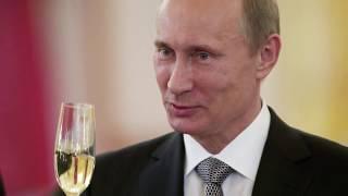 10 самых странных подарков президенту. День рождения Путина.