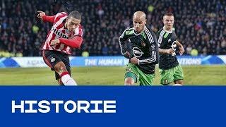 HISTORIE | PSV langs Feyenoord in ware thriller