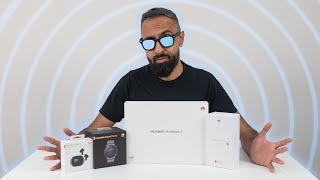 Brand New Products from Huawei – Unboxing & Ecosystem Overview